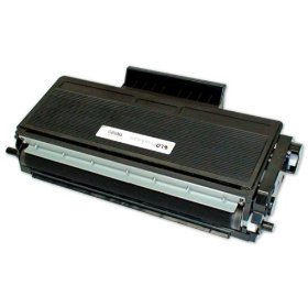Black Toner Cartridge compatible with the Brother TN-650